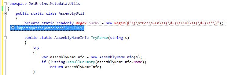 Resharper Visual Basic  NET - 소프트웨어카탈로그 - 국내 최대