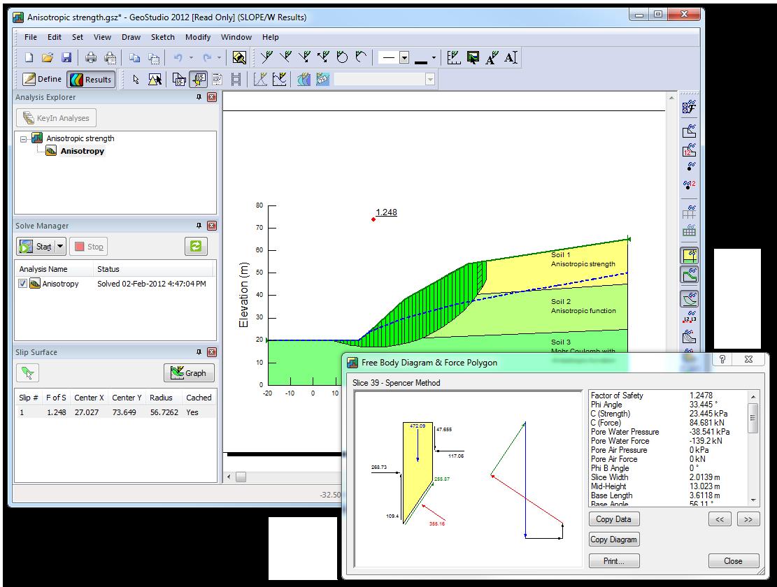 GeoStudio Professional - 소프트웨어카탈로그 - 국내 최대 인터파크큐브