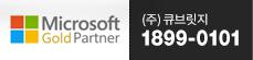 Microsoft Gold Partner 큐브릿지 솔루션 사업부문 1899-0101
