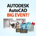 Autodesk 2017 신버전 출시기념 AutoCAD BIG EVENT!