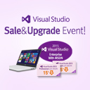 Visual Studio Sale & Upgrade Event !