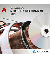 AutoCAD Mechanical 2015 (ELD)