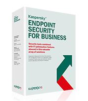 Kaspersky Endpoint Security for Server