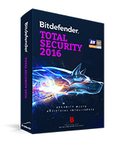 Bitdefender Total Security - 1년 계약