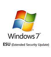 Windows 7 ESU(Extended Security Update)