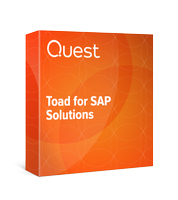 TOAD for SAP Development Suite