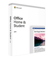 Office Home and Student 2019 (한글) PC Attach Key