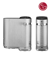 LG 퓨리케어 냉온정수기-실버(렌탈)