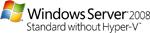 Windows Server 2008 Standard without Hyper-V