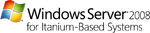 Windows Server 2008 for Itanium-based Systems