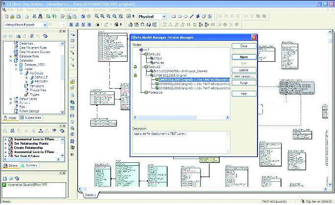 Erwin Data Modeler Торрент